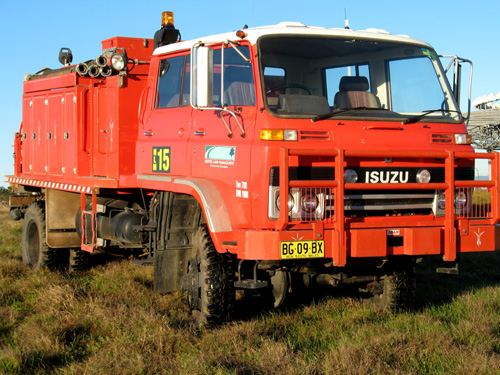 Hunter Valley Bushfire Management
