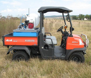 kubota rv land management hunter valley